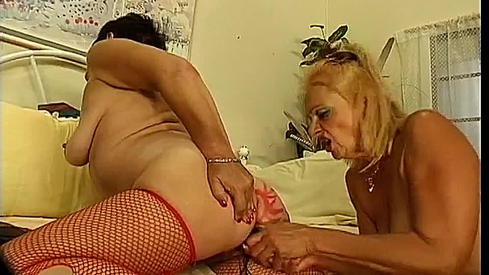 Zwischenlesbischen Sex