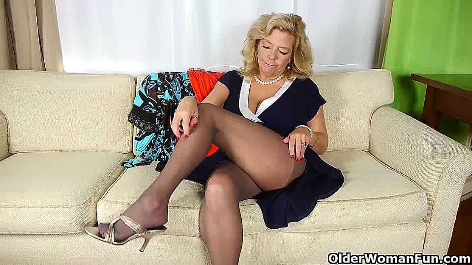 ficken in high heels reife fraue