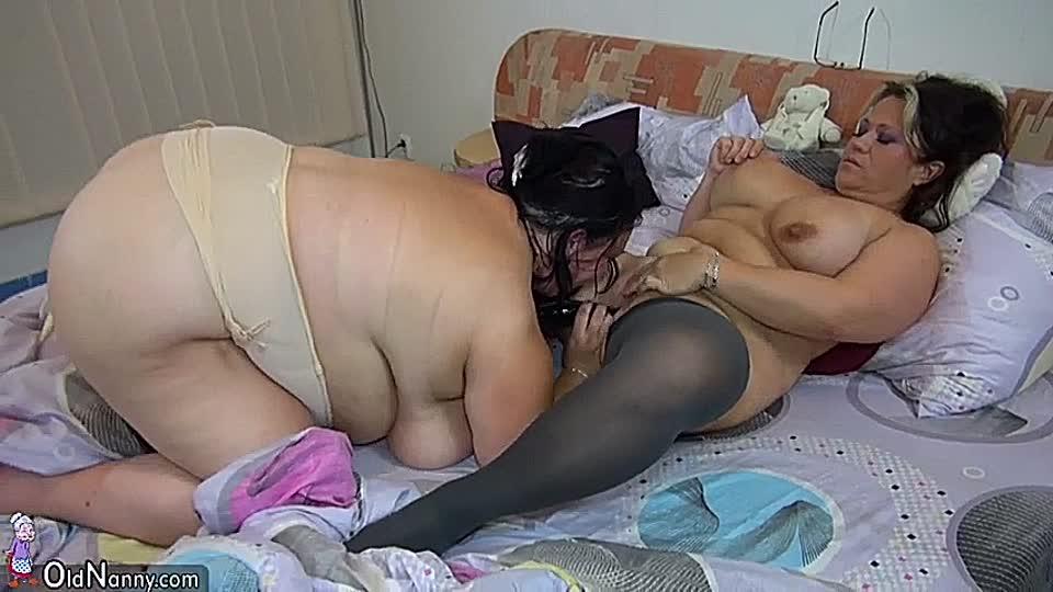 fette lesben nutzen ein strap-on zum ficken