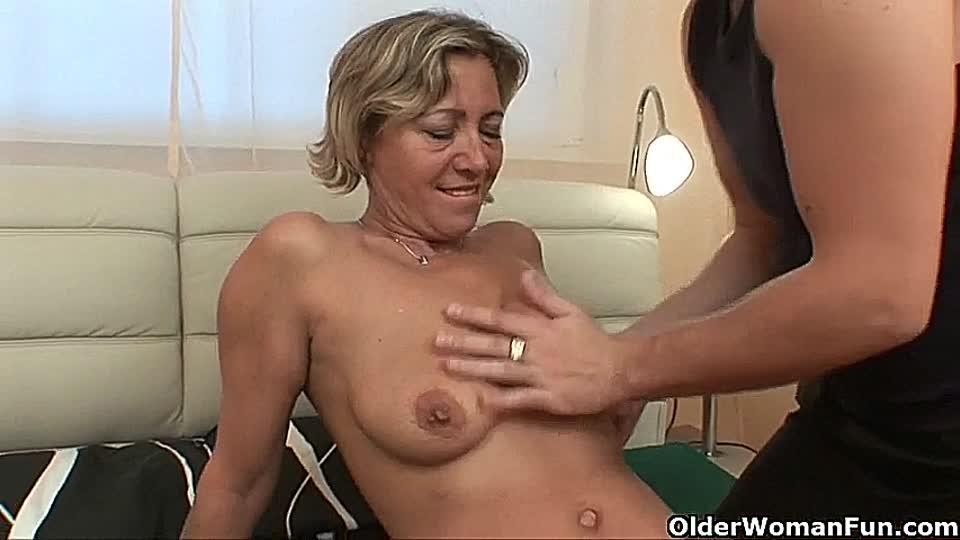 Schwiegermutter vernascht
