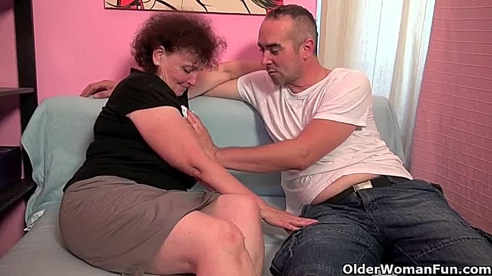 Fettende Männer Porno