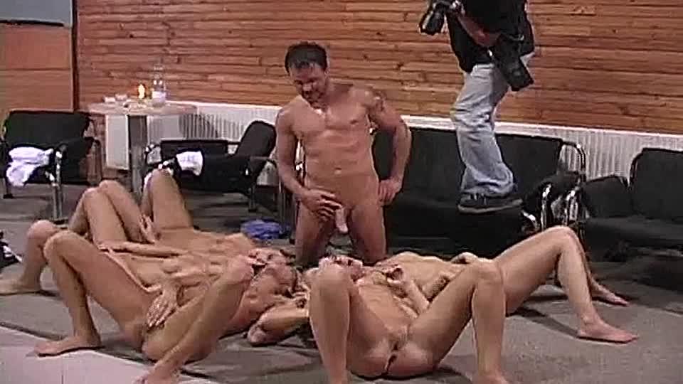 Herstellung von schwulen Pornos