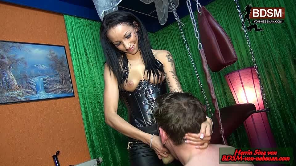 domina mit sklave privat sex video