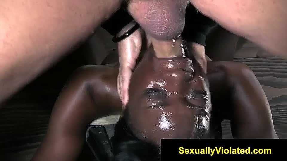 Schwarzer Haushälter-Porno